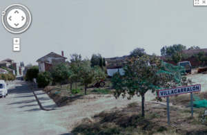 Google Street View Villacarralon